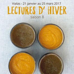 La Matinale du 22 février 2017; Les Lectures d'Hiver du Théâtre Clandestin