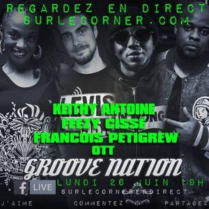 Sur Le Corner En Direct - S02E05 Francois Pettigrew X FEEZY X Keithy Antoine X OTT + Débats