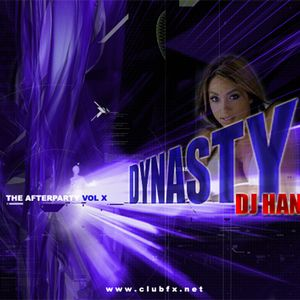 DJ Han - The Afterparty Vol 10: Dynasty
