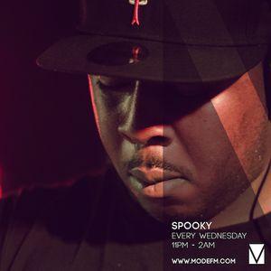14/12/2016 - Spooky - Mode FM (Podcast)
