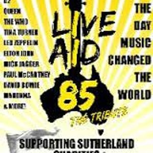 'One Day That Shook The World' Live Aid One Year On' 12th July 1986 BBC Radio 1