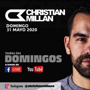 Christian Millan @ New Jake - ((Radical)) - Dendera - KLASS (31-05-20)