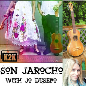 Son Jarocho with Jo Dusepo - 3/7/15