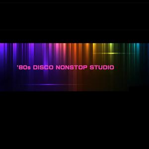 80's DISCO NONSTOP STUDIO  HI-NRG MIX