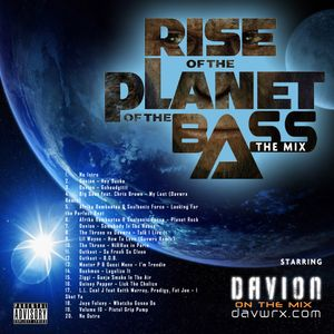 Davion on the Mix - Rise of the Planet of the Bass