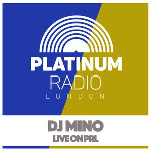 Dj Mino / Friday 25th March 2016 @ 4pm - Recorded Live on PRLlive.com
