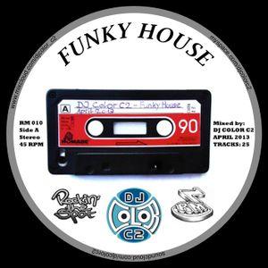 DJ COLOR C2 - FUNKY HOUSE MIX