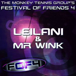 Leilani & Mr Wink on Festival of Friends 4
