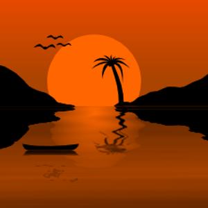 Pauls' sunset funk