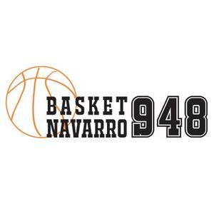 Basket Navarro 948. Play off Junior con Eduardo Vázquez