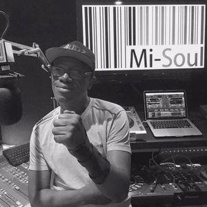 Booker T 'Liquid Sessions Mastermix'  / Mi-Soul Radio / Thu 9pm - 11pm / 11-08-2016