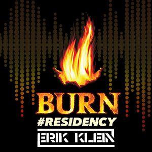 BURN RESIDENCY 2017 – ERIK KLEIN