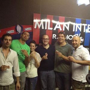 """C'era una volta la pausa pranzo"". Radio Milan Inter. Puntata 5. Luglio 2012. ""Soup Studio""."