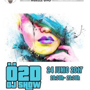 Ö2D Live @ Artsenal, Muelle Uno (Málaga) (24-6-2017)