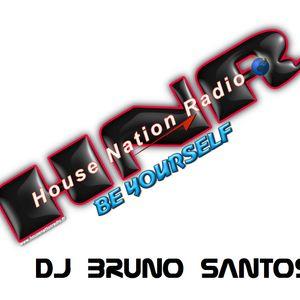 DJ Bruno Santos-Deep & Tech House Sunday House Nation Radio