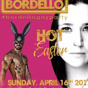 Especial Hot Easter @bordello (Lausanne -Suiza) Roxell