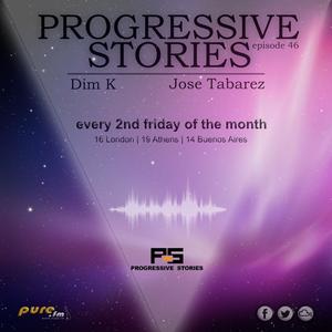 Jose Tabarez - Progressive Stories 046 [Nov 11 2016] on Pure.Fm