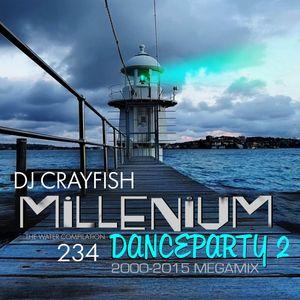 TWC 234 (2016) DJ Crayfish MIX 163 (MILLENIUM DANCE PARTY 2)