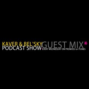 Kaver & Belsky Podcast Show 23 (Guest mix by Dj Bassov)