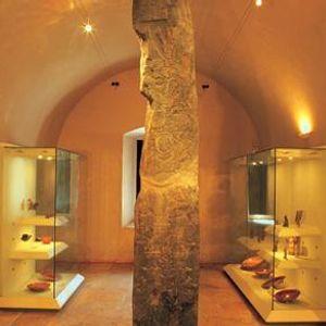 Museo arqueológico maya