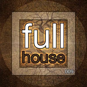 Full House 009 - Deep, Tech, Progressive House & Techno | September 2013