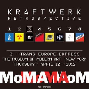 Kraftwerk - The Museum of Modern Art, New York, 2012-04-12