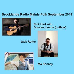Brooklands Radio Mainly Folk September 2019