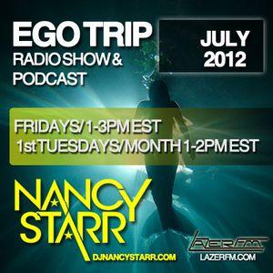 Ego Trip [July 2012] by Nancy Starr