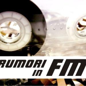 RUMORI IN FM, puntata 25/gennaio/2016