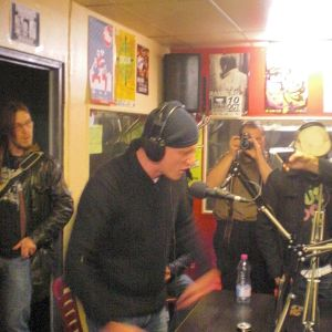Emission La Voix du HipHop du samedi 22 octobre 2011