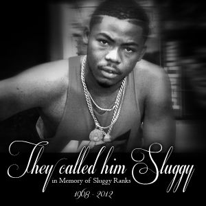 They called him Sluggy (In Memory of Sluggy Ranks)