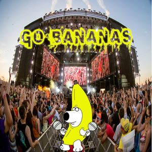 GO BANANAS MIX