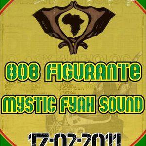 Dub Anthology: BOB FIGURANTE feat. MYSTIC FYAH SOUND @ Groove bar 18-02-2011 - Side A
