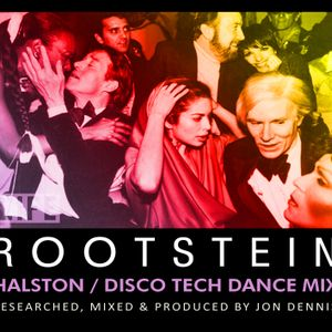 Jon Dennis - Halston Studio 54 Disco-tech Dance Mix (Rough Idea for Live Show)