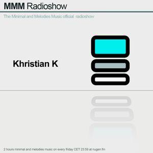 Khristian K - MMM Radioshow 09 - NFITH Mix