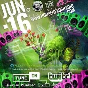 elixir - LIVE - June16 - House Heads Radio UK - 2021