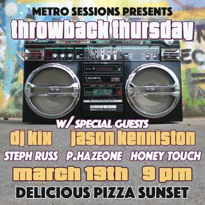 Throwback Thursday: Jason Kenniston