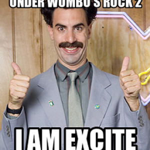 Under Wumbo's Rock 2