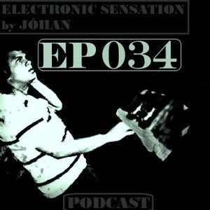ELECTRONIC SENSATION EP 034