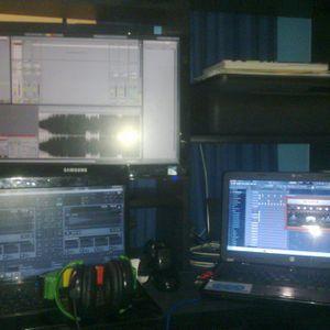 Los Locales Set @studio 25-06-2012