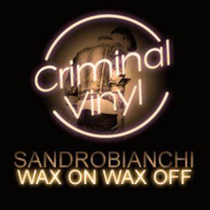 Criminal Vinyl 010 | sandrobianchi