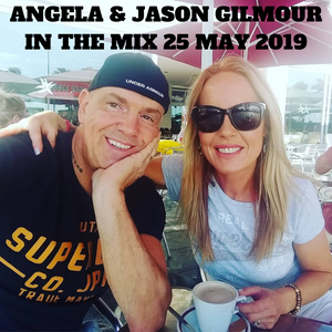 Funky House & Tech House Mix by Angela & Jason Gilmour 25.5.19 recorded live on UWC Radio