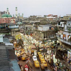 Sonnendeck in Kalkutta