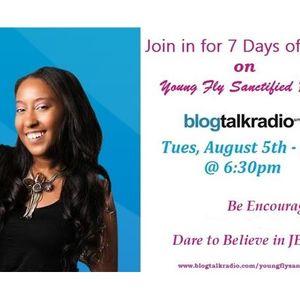 7 Days of Faith - Day 2 - According to Your Faith