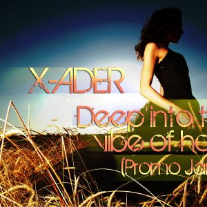 X-ADER - Deep into the vibe of house (PROMO JAN 2013)