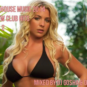 Top House Music 2014 & New Club Hits 2014 Vol.2 DJ Gosha & DJ GaGi