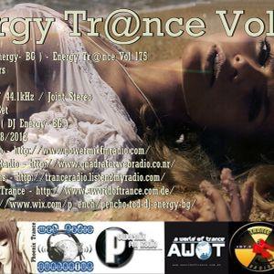 Pencho Tod ( DJ Energy- BG ) - Energy Trance Vol 175
