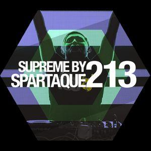 Supreme 213 with Spartaque