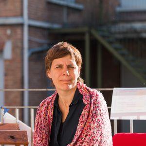 Véronique Matéus, conseillère Education populaire à la DDCSPP 68, au FOEM 2017