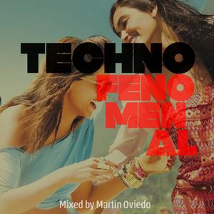 Techno Fenomenal mixed by Caen Coda Mocha -2015 Atlantis The Palm, Dubai